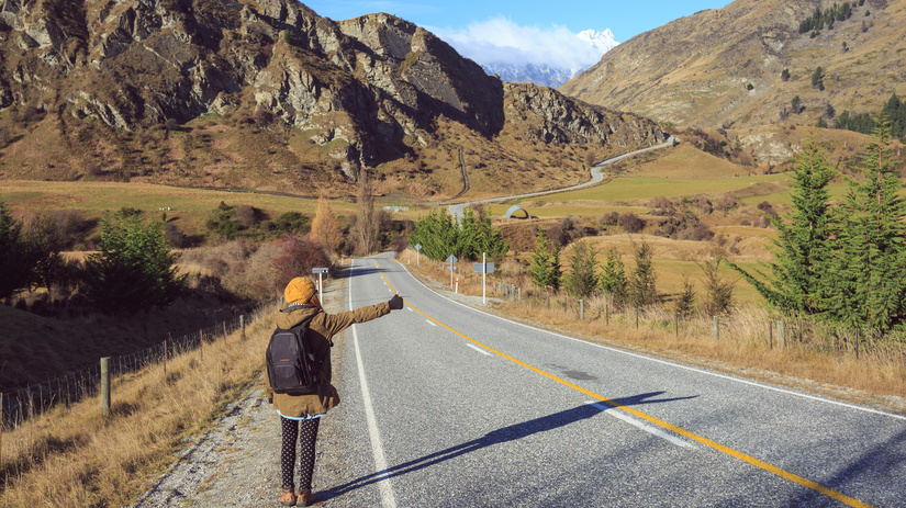 The Pros and Cons of Writing vs. Hitch Hiking