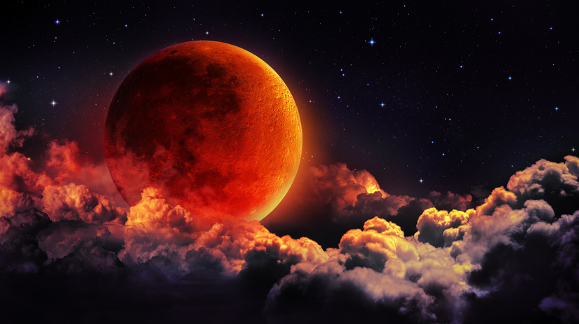 Stanley Laine's New Release Is Out! Enjoy Reading And Watch Out For The Blood Moon