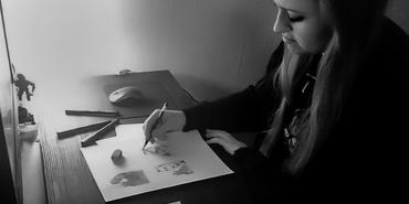 Meet Weronika Kolinska - Illustrator For Jane Austen's eBooks
