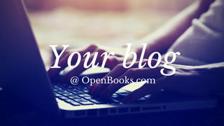 YOUR BLOG with OpenBooks.com!