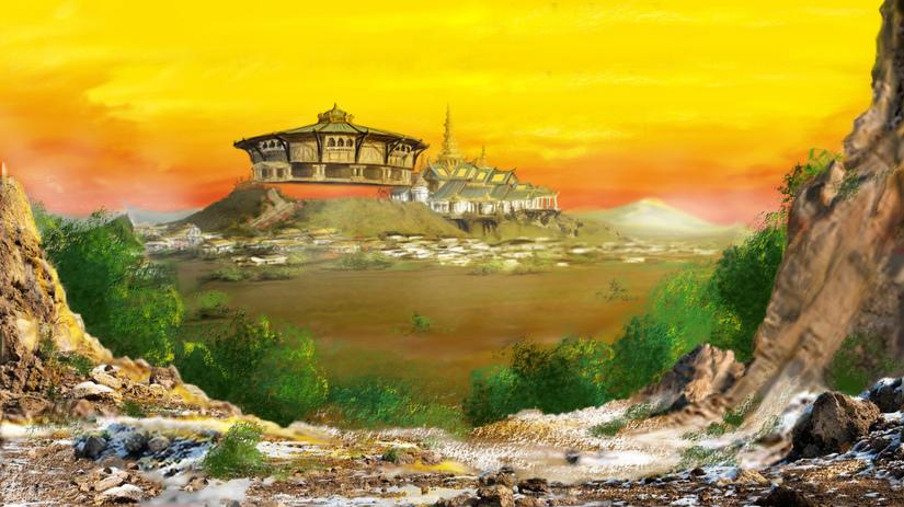 FirstWorld Saga - Seven Wonders - The Old Theatre at Tarmalan