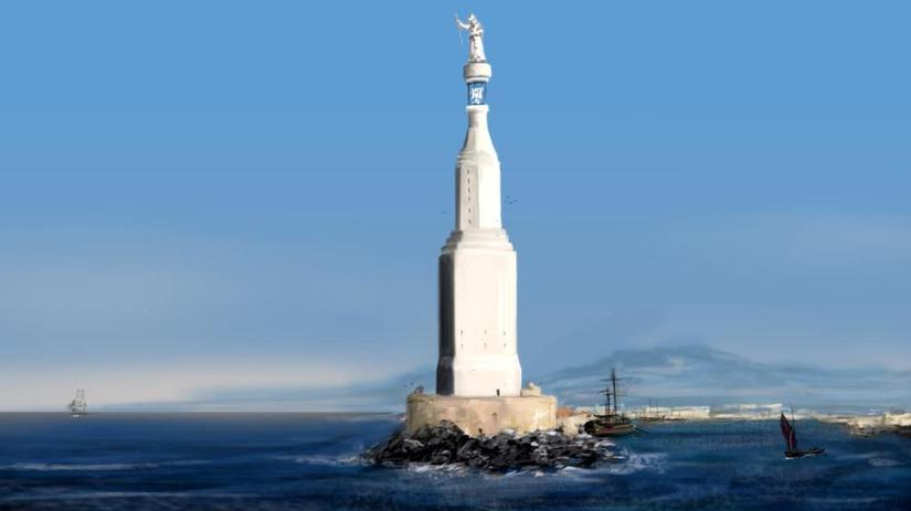 FirstWorld Saga - Seven Wonders - The Lighthouse at Rhakotis