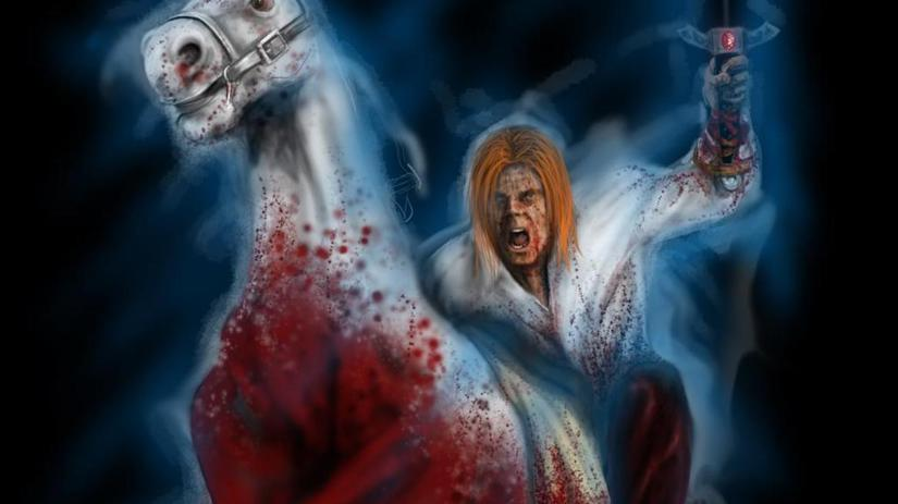 FirstWorld Saga - Simon at the Slaughter of Hamadan - The Trinity