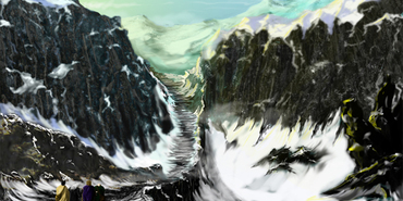 FirstWorld Saga - The Ice Stair