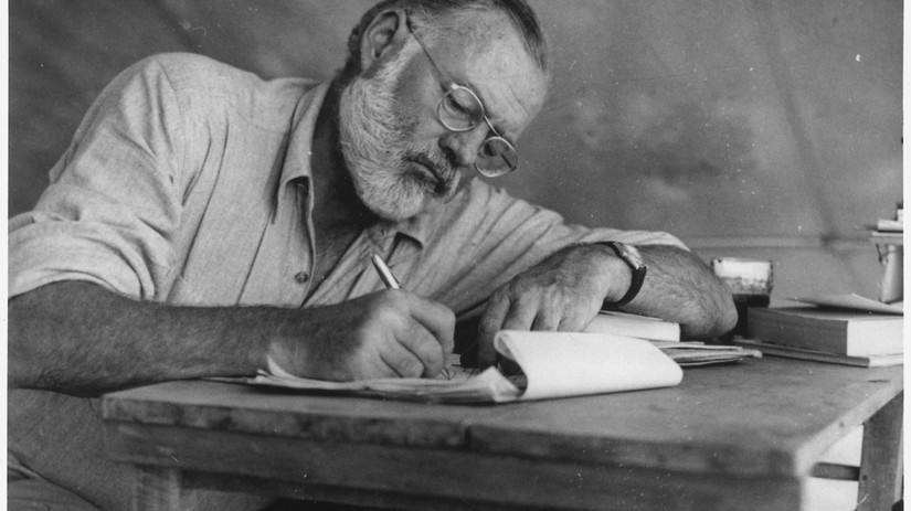 Big Guys At Work: Habits of Famous Authors