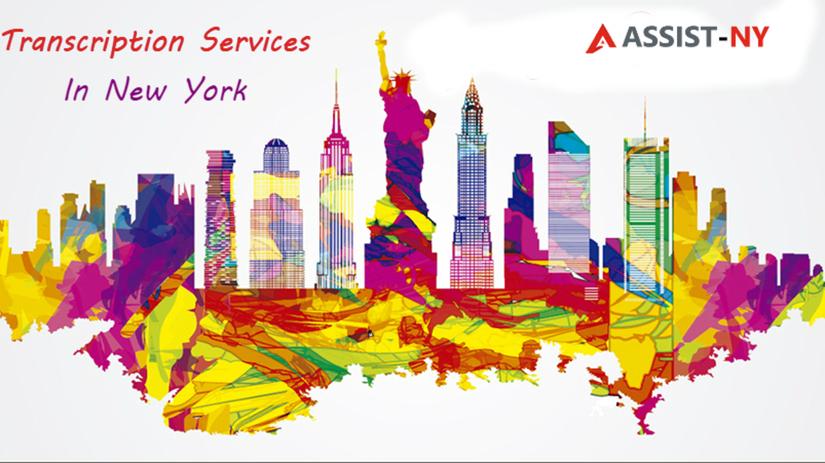 Transcription Services in New York