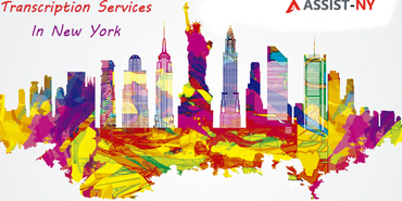 Transcription Services in New York