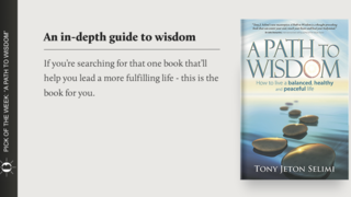 """A Path to Wisdom"", by Tony Jeton Selimi"
