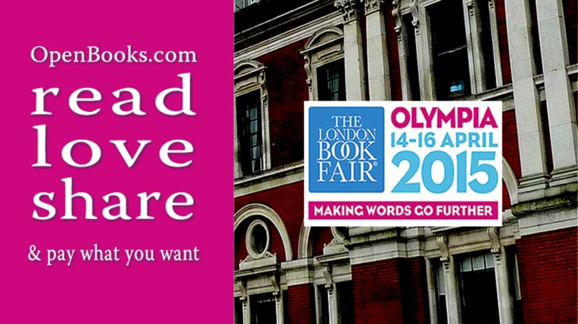 Meet US at London Book Fair 2015!