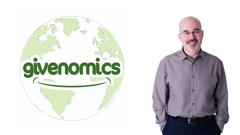 Is GIVENOMICS the economy of 21st century? – an interview with Richard Morris