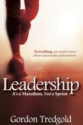 Leadership: It's a Marathon not a Sprint