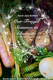Our Frugal Summer in Charente (Sarah Jane's Travel Memoir Series Book 3)