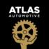 Size 70 atlas automotive logo